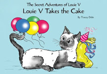 Louie V. Takes the Cake