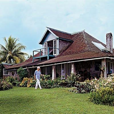 Authentic Island Home