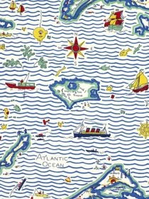 Nautical Fabric by Ralph Lauren Home