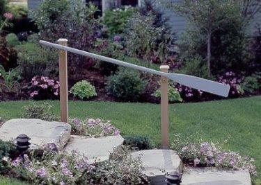 oar handrail
