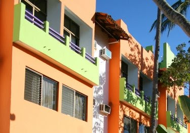 exterior house colors Mexico