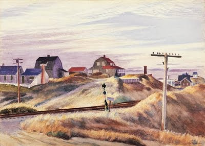 cottages at North Truro painting
