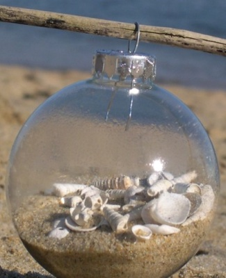 Beach Ornament
