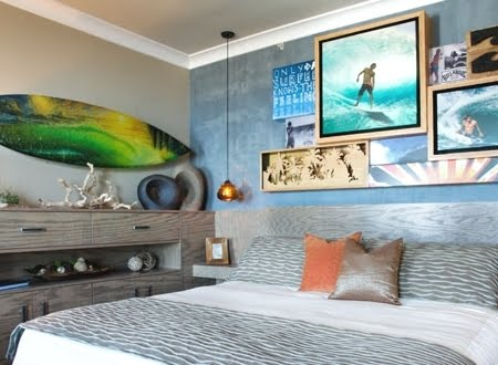 Surf Suite at Casa Camino in Laguna Beach CA