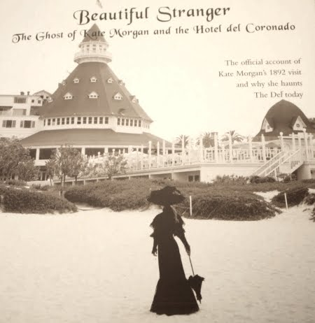 book on the ghost of hotel del Coronado