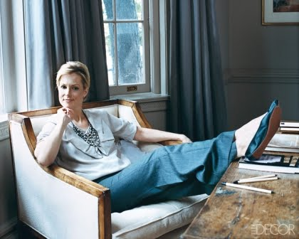 At home with Ali Wentworth