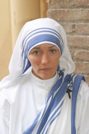 Essay mother theresa
