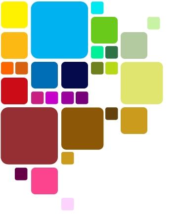 Papa aucas formas y colores - Combinacion de colores pintura ...