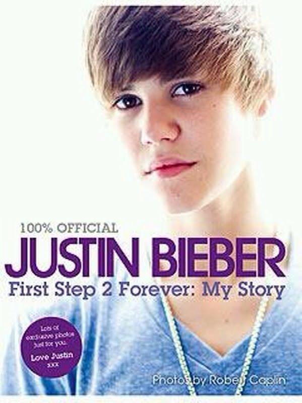 justin bieber book cover. to Justin Bieber#39;s book
