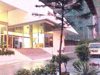 staff entrance