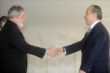 México pediu que EUA pressionassem Brasil contra presidente da Venezuela, diz documento