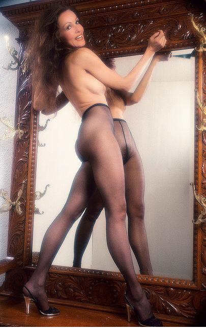 Julie newmar in pantyhose