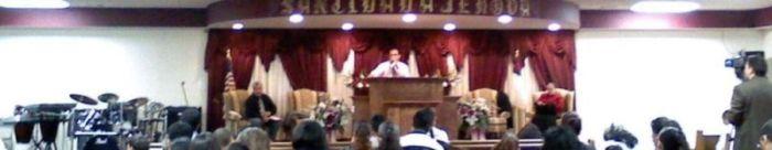 Iglesia Aposento Alto