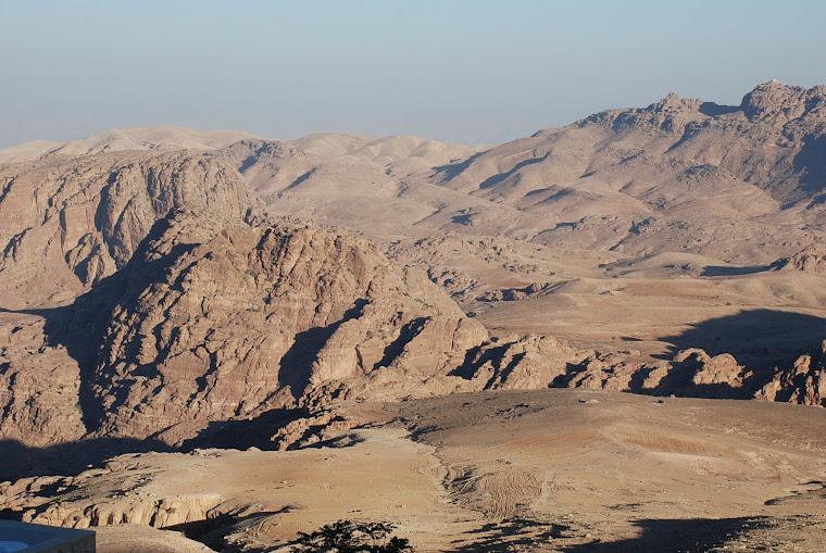 Cerca de Petra.
