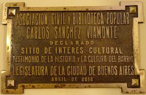 Sitio de Interés Cultural de Buenos Aires