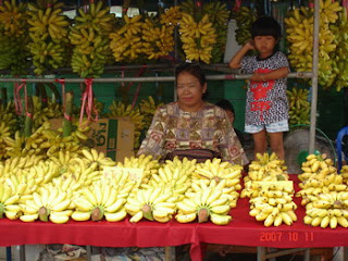 Bananas Market