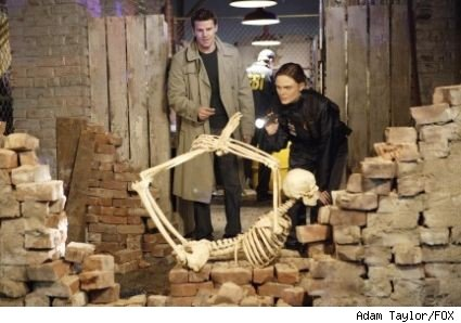 does booth and bones ever hook up Bones (season 2) the second season of booth and brennan investigate the remains of a woman and unborn baby washed up on the beach of the delaware bay.