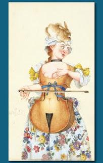 M. M. Prechtl: Liebstes bestes Bässchen oder Violoncellchen