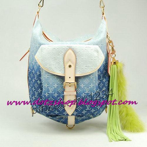 jean sling bag