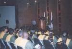 Ministração no Templo da fé, Recife-PE