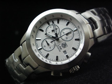TAG HEUER MEN LINK Movement: Quartz Battery Size:41x13mm
