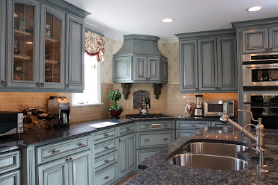 Img. Home Blog Tuscan Kitchen Design photo - 3