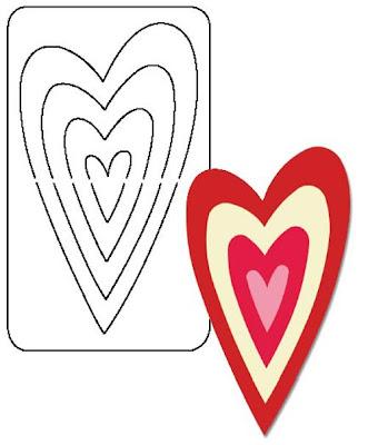 Printable valentine heart - sagecm.net