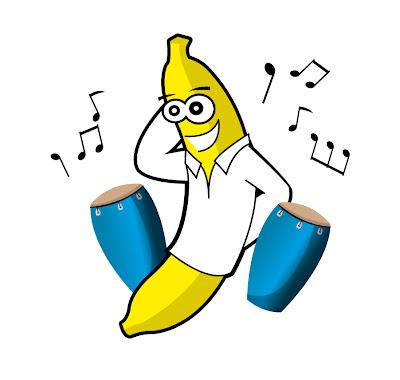 Bonne fête Marie-Clochette Banana_DANCE