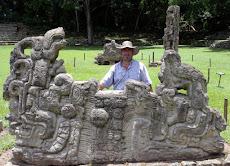Copán 24/07/09 Honduras Maya