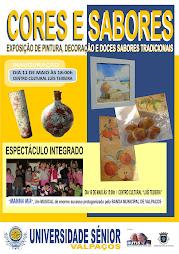 Exposição - Cores & Sabores