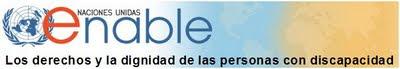 logotipo de la La Secretaría de la Convención sobre los derechos de las personas con discapacidad