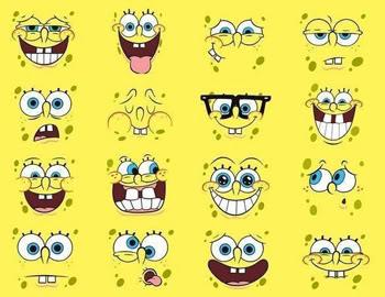 Kartun favorit saya adalah Spongebob, Sonic, Natsu. Saya menyukai