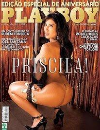 fotos da Priscila Pires pelada na Playboy