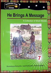 He Brings a Message and other stories
