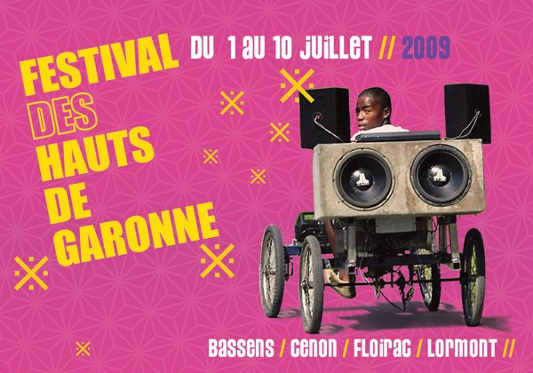 festival Hauts-de-Garonne 2009