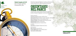 Locandina 2 maggio Presentazione Guida Parco Migliarino San Rossore Massaciuccoli