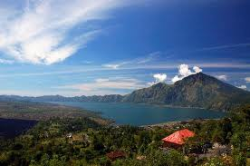 Mount batur, holiday in kintamani, sunrise in mount batur