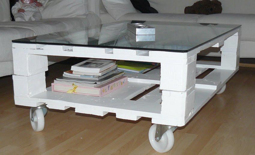 Valenciaplato mesa palet - Ideas para reciclar palets ...
