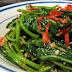 Kangkung, Bukan Sayuran Penyebab Kantuk