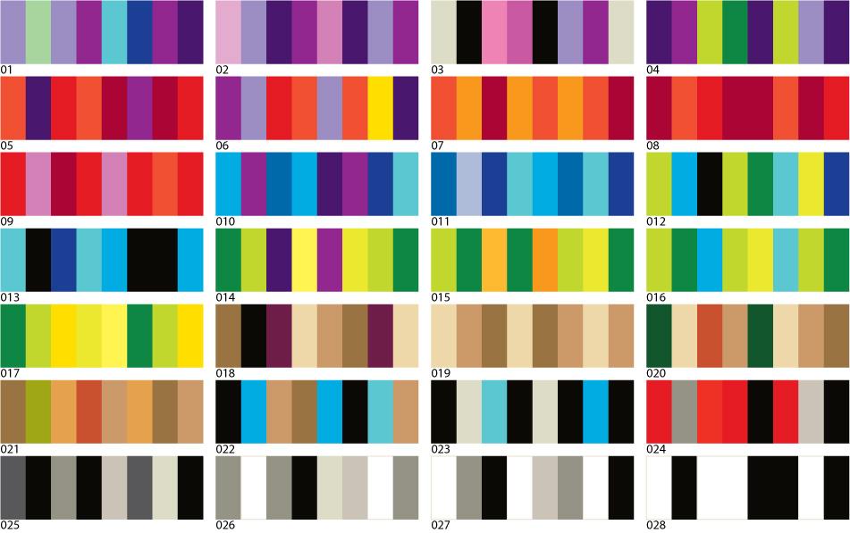 color existen: