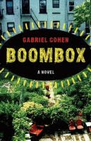 Boombox by Gabriel Cohen front cover