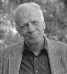 Walker Percy black and white photograph