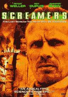 Screamers region 1 DVD color sleeve
