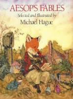 Aesop's Fables edited and illustrated by Michael Hague front cover