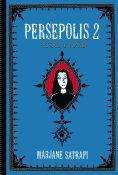 'Persepolis 2' bh Marjane Satrapi front cover