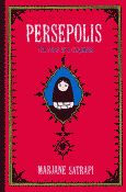 'Persepolis' by Marjane Satrapi front cover