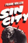 'Sin City' by Frank Miller front cover