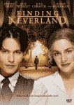 'Finding Neverland' region 2 DVD front cover