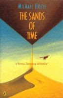 The Sands of Time by Michael Hoeye Australian edition front cover