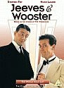 Jeeves by Stephen Fry and Bertie Wooster by Hugh Laurie region 2 DVD complete series front cover